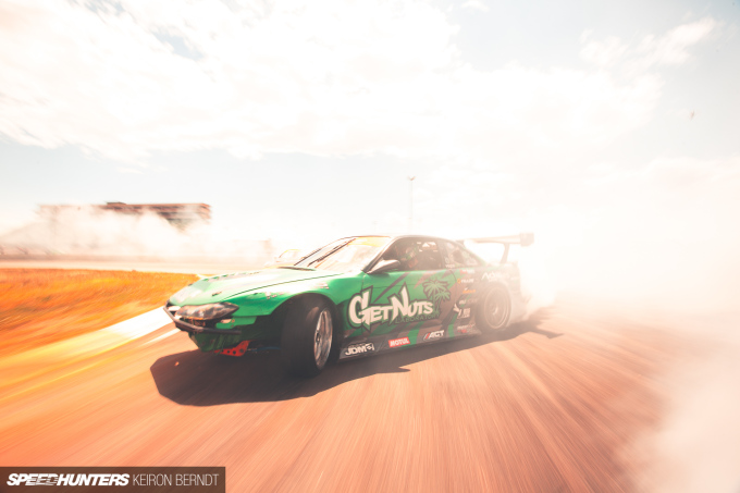 Faith to Move Mountains - Gridlife Alpine Horizion 2019 - Keiron Berndt