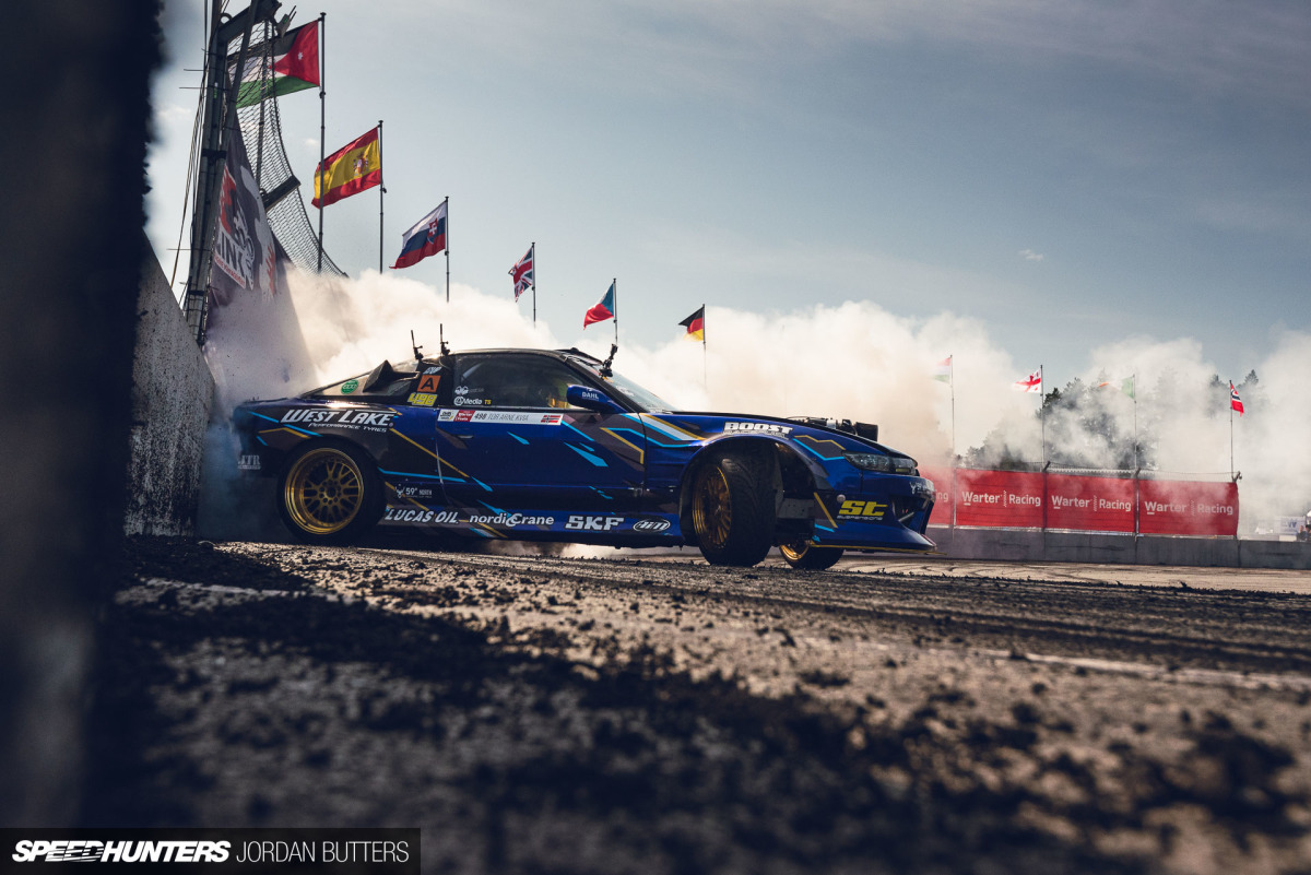 Back At The Best Drift Event In TheWorld