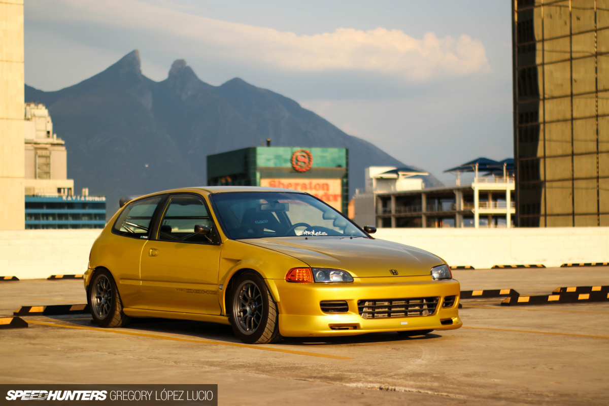 Finding SoCal Tuner Style In Monterrey, Mexico