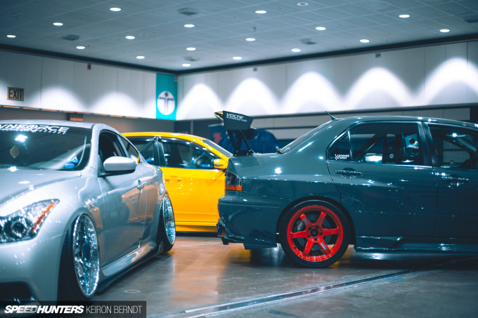 Form and Fitment - Wekfest LA - Keiron Berndt - Speedhunters