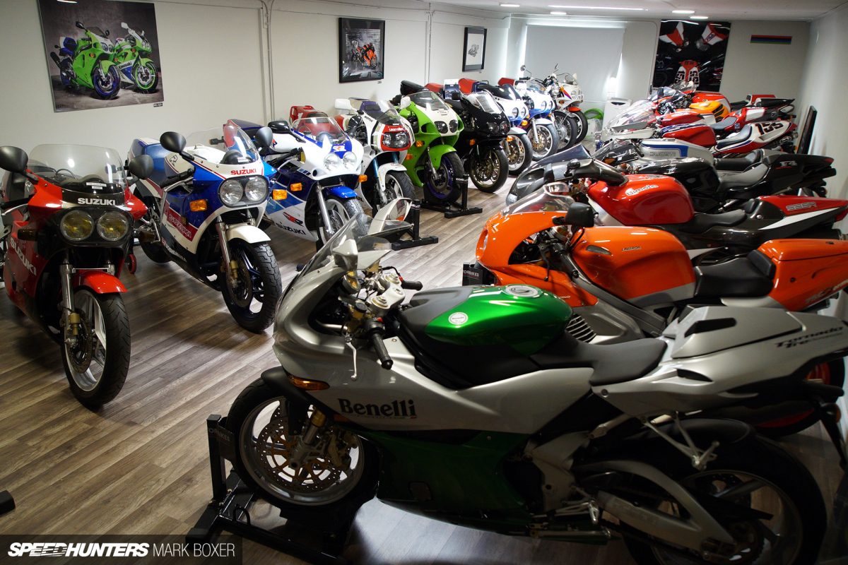 California Dreaming At IconicMotorbikes