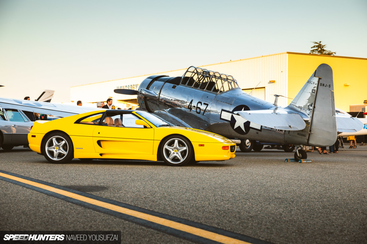 McCall's Jet Center Gala: The Only Way To Kick Off Monterey CarWeek