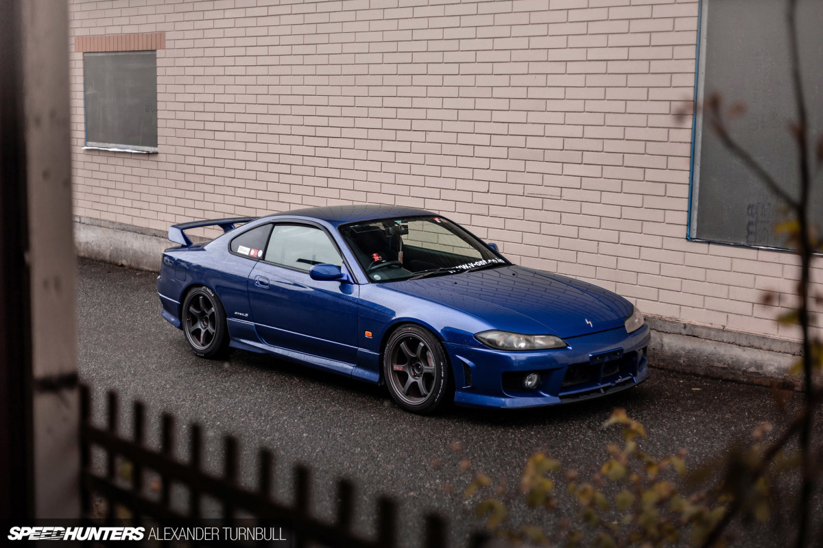 Resurrecting Simple Style With An S15 Silvia