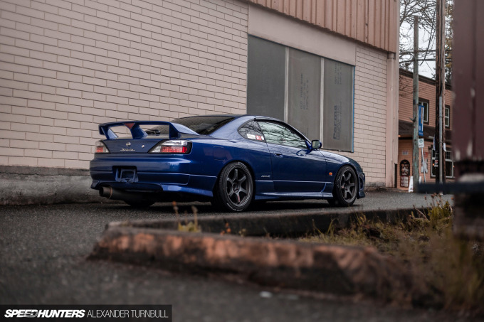 , Resurrecting Simple Style With An S15 Silvia