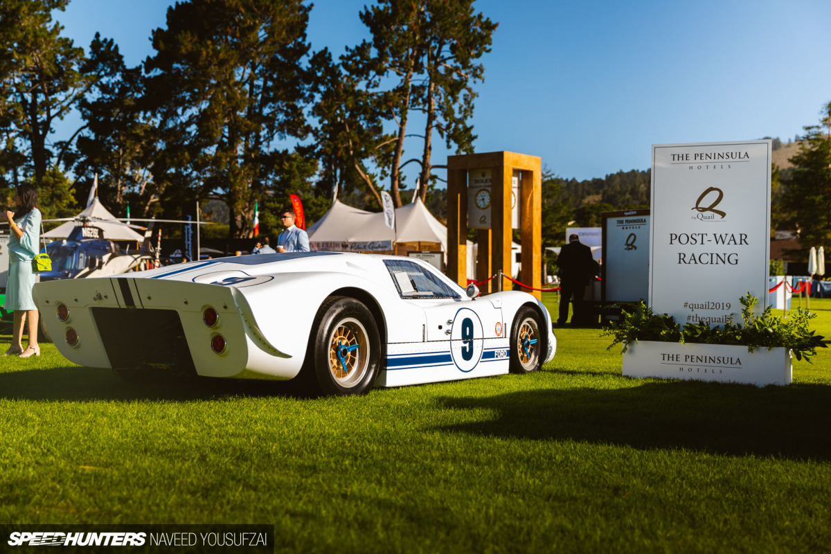 The Quail, The Best Show During Monterey Car Week