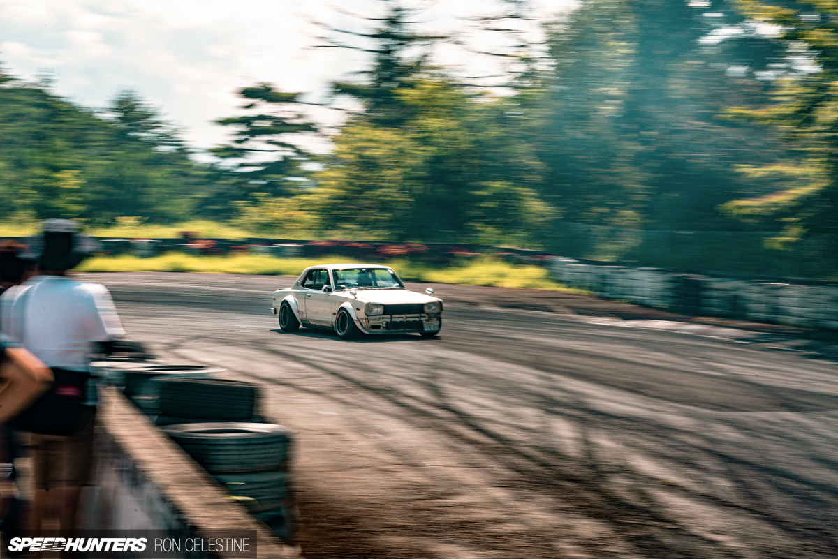 The Ratty Drift Hakosuka