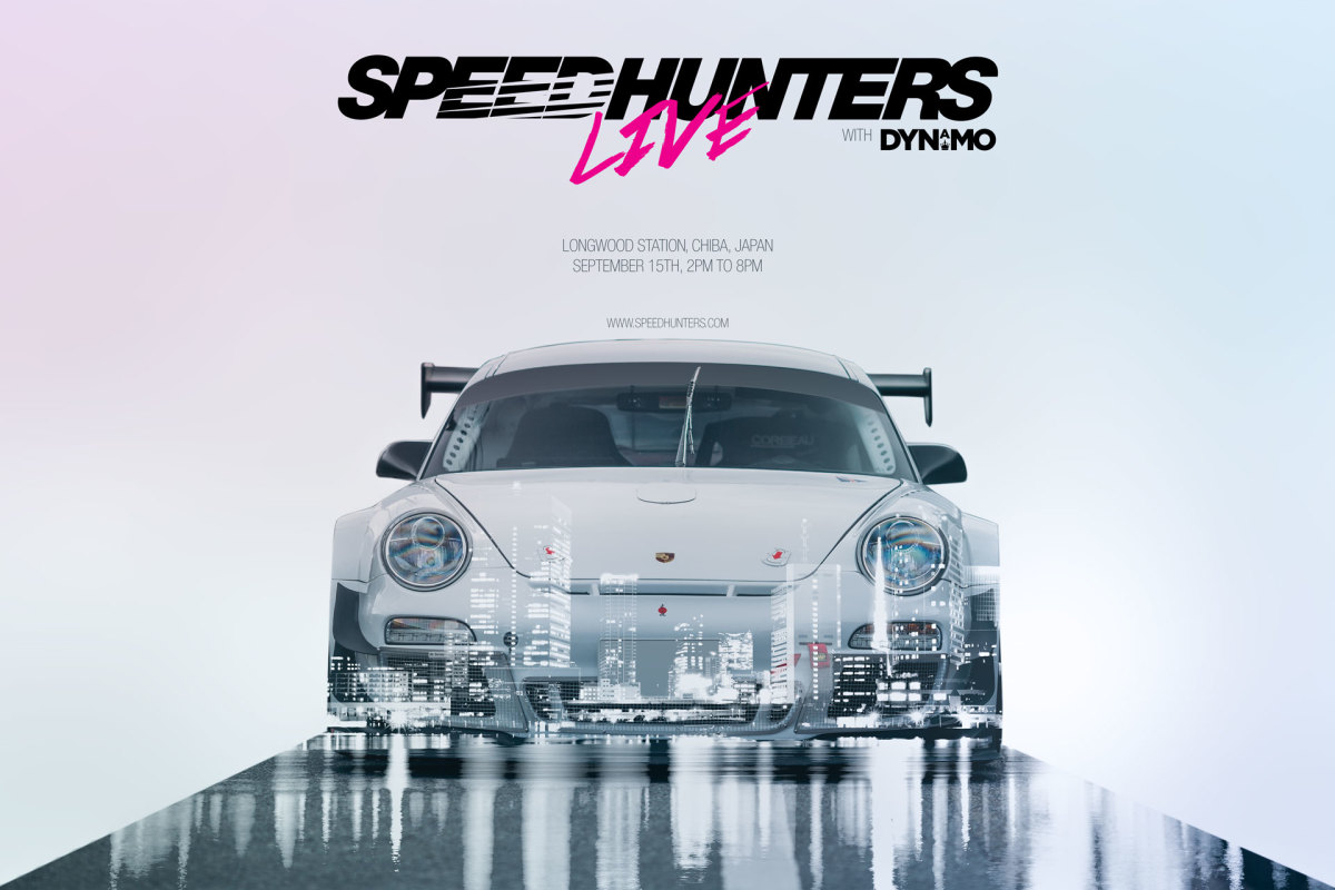 Speedhunters Live With DYNAMO