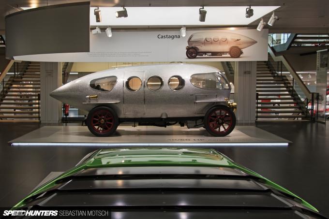Alfa Romeo Storico in Milano Italy by Sebastian Motsch
