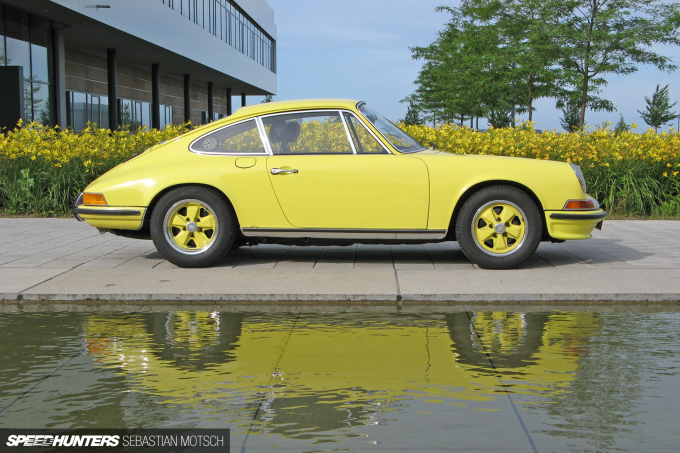 Porsche 911 at Bosch Boxberg Classic Germany by Sebastian Motsch