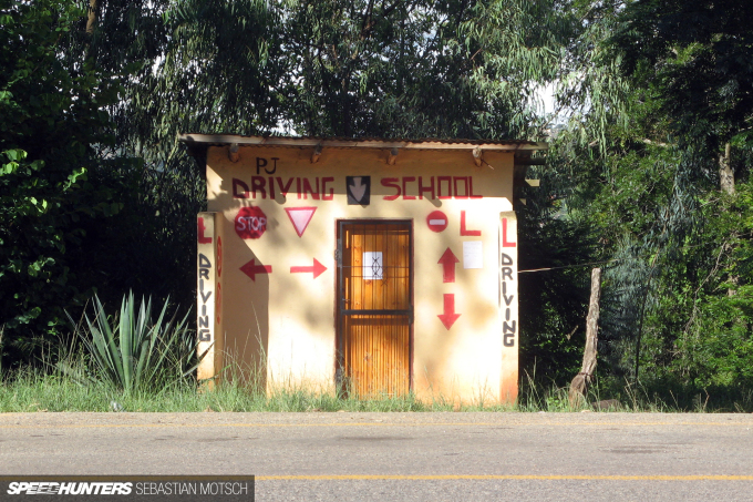 Driving School in Swaziland by Sebastian Motsch