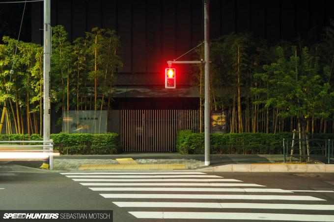 Pedestrian Crossing in Tokyo Japan by Sebastian Motsch 01