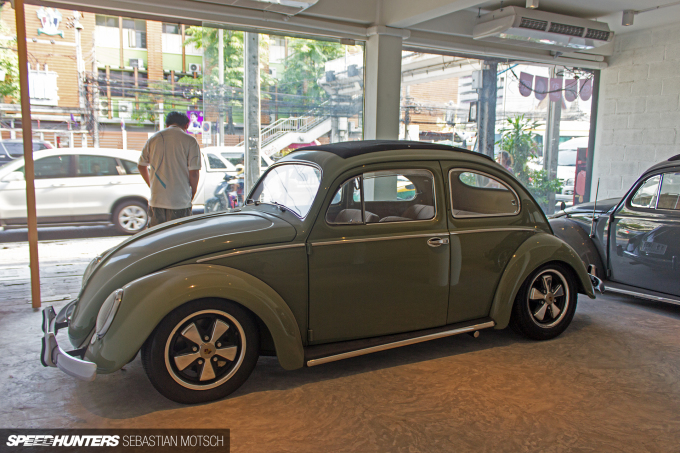 Volkswagen Beetles in Bangkok Thailand by Sebastian Motsch 06
