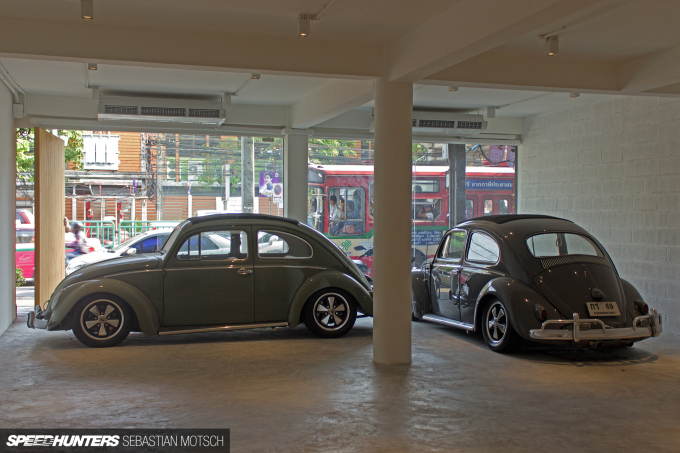 Volkswagen Beetles in Bangkok Thailand by Sebastian Motsch 08