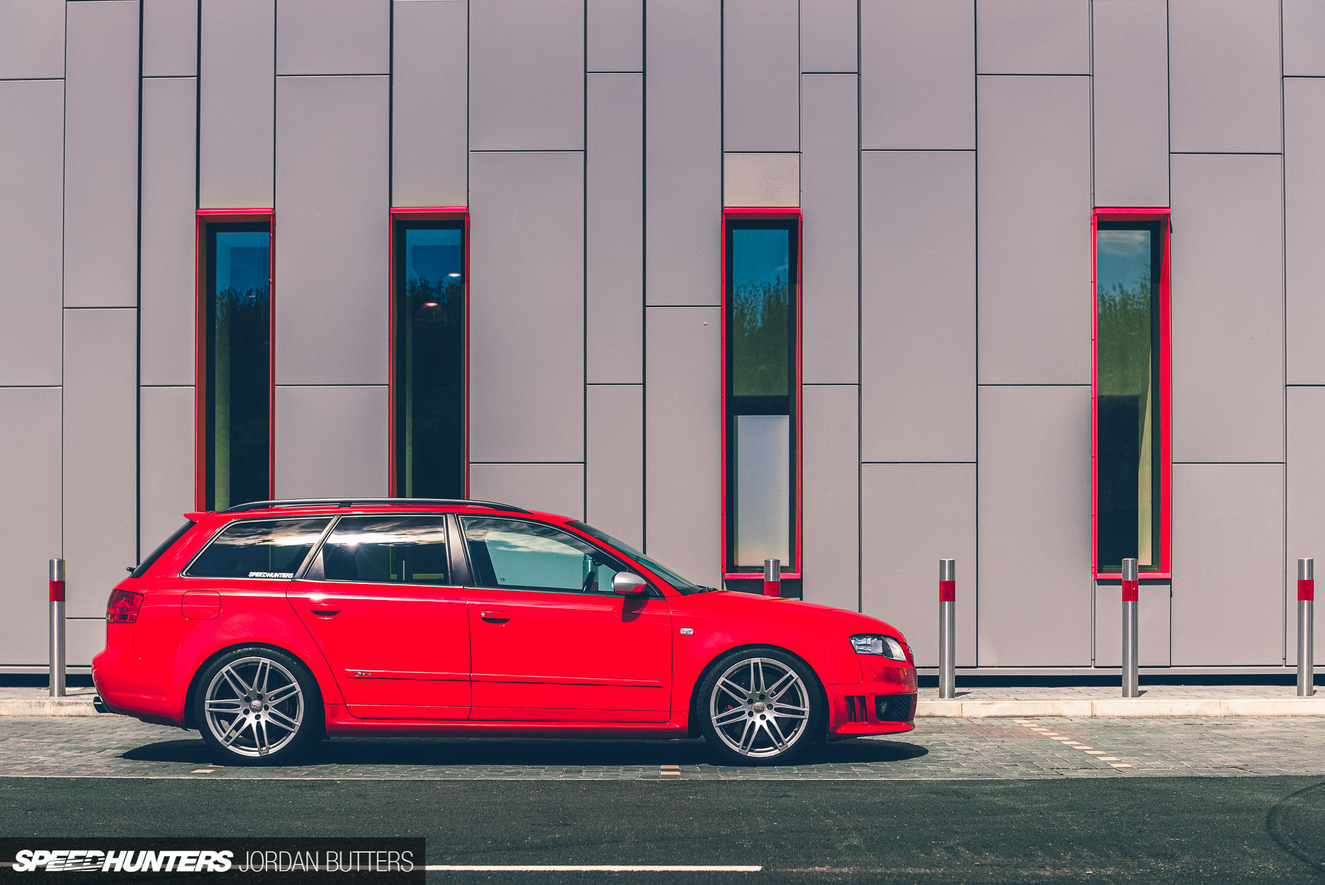 Project Rs4 More Noise Please Speedhunters
