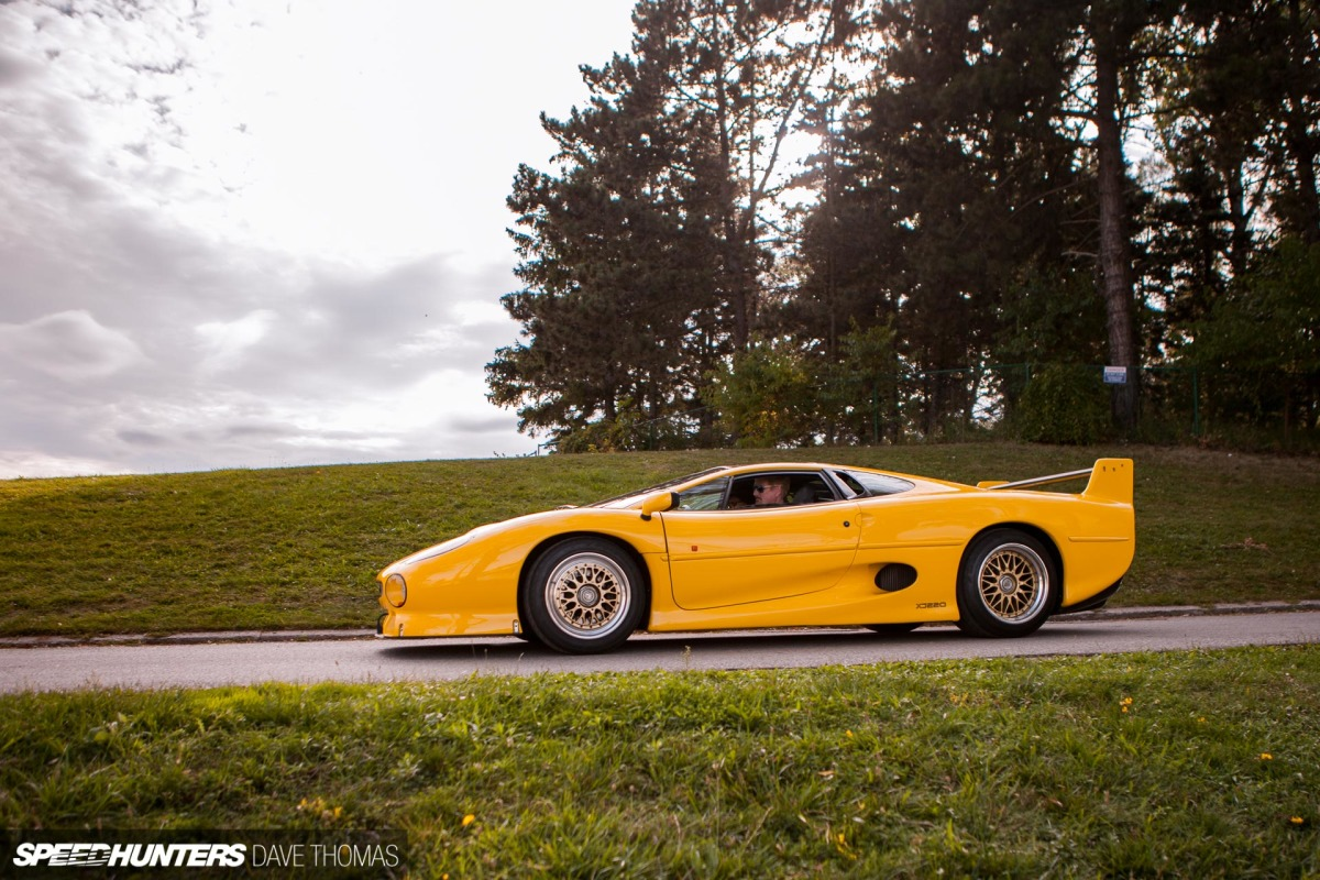 The Countach, F40 & XJ220: Supercar Legends Of The Rad Era