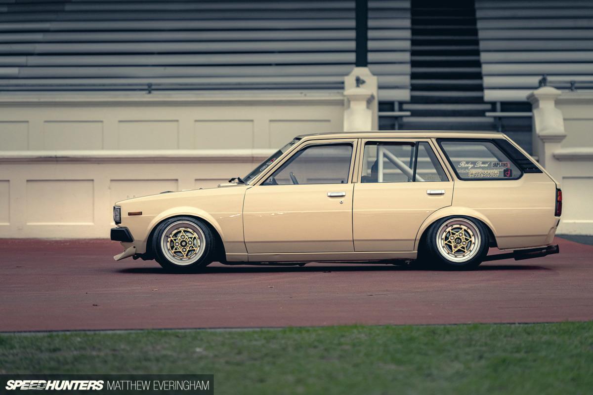 JDM Corolla KE70 Wagon KP61 KP60 TE71 KE20 KE30 AE86 GT Gildan