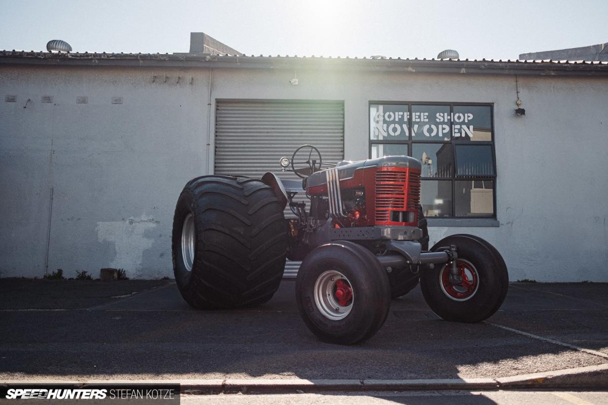 When Tractors GoWild