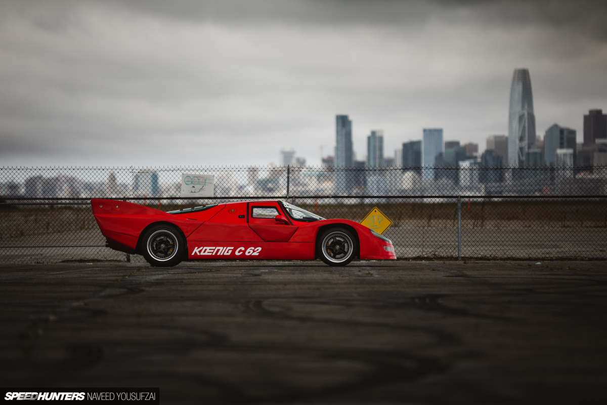 Koenig C62: The King Of Rad Era Tuning