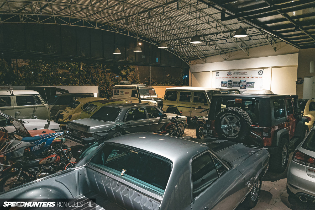 Car Collections Worth A Thousand Stories