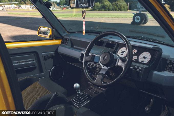 MEGUIARS RENAULT 5 GT TURBO SPEEDHUNTERS ©JORDAN BUTTERS-