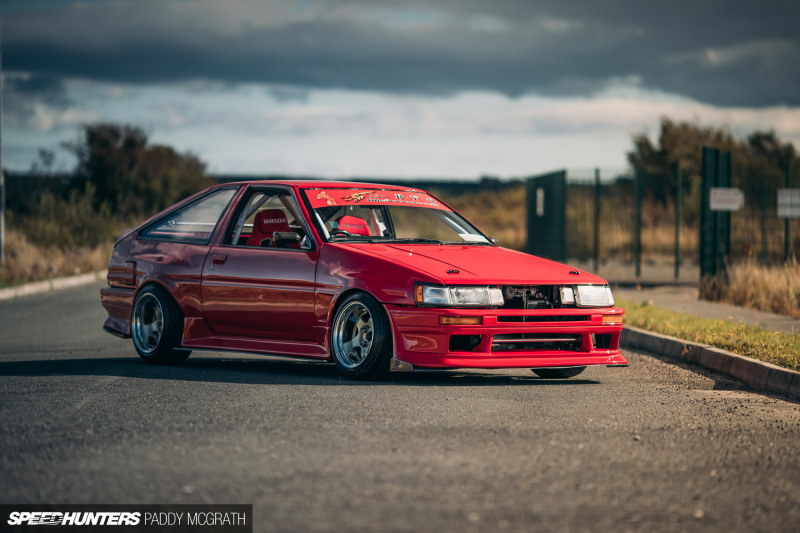 2019 Toyota Corolla Levin AE86 RYO Speedhunters by Paddy McGrath-1