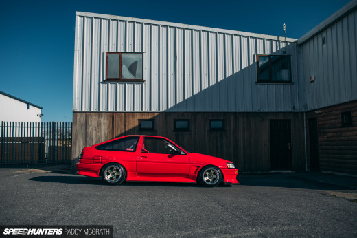 2019 Toyota Corolla Levin AE86 RYO Speedhunters by Paddy McGrath-40
