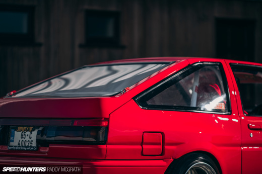 2019 Toyota Corolla Levin AE86 RYO Speedhunters by Paddy McGrath-42
