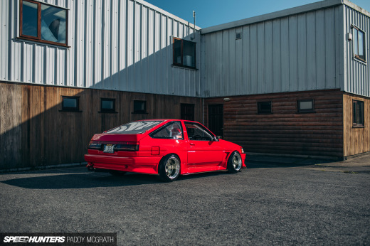 2019 Toyota Corolla Levin AE86 RYO Speedhunters by Paddy McGrath-43