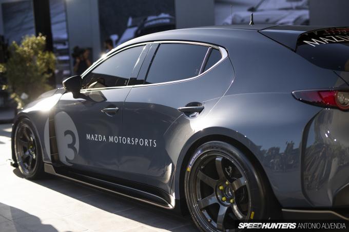 Mazda 3 TCR IMSA Michelin TE37 1DX26694