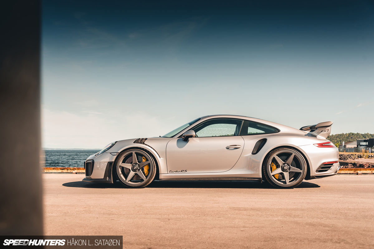 Turbo RS: A Porsche 991 Like No Other