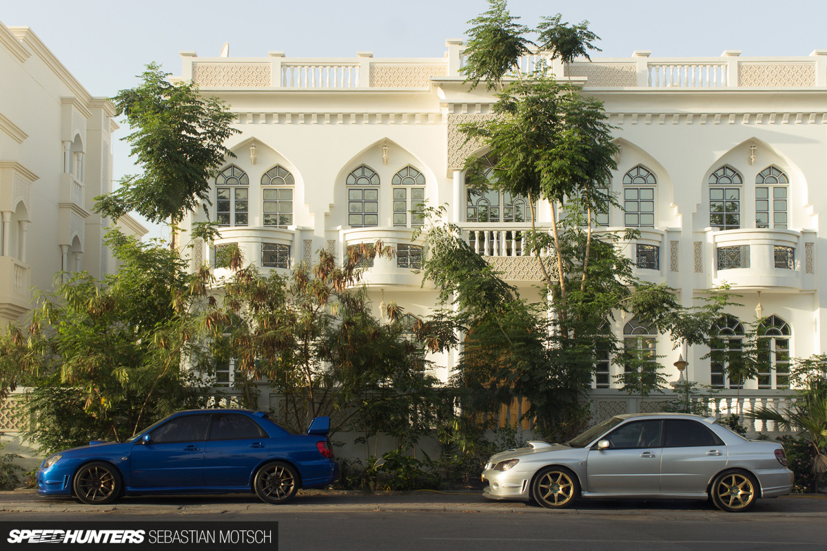 Drive-By Snapshots: An Early Morning In Oman