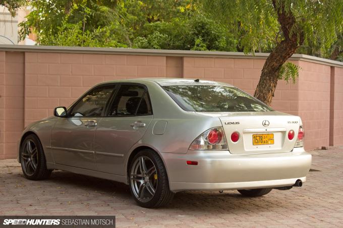 Speedhunters Lexus IS300 in Oman by Sebastian Motsch