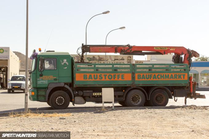Speedhunters MAN 26-464 6x4 in Oman by Sebastian Motsch