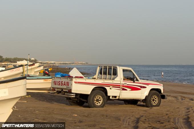 Speedhunters Nissan Patrol Pickup in Oman by Sebastian Motsch