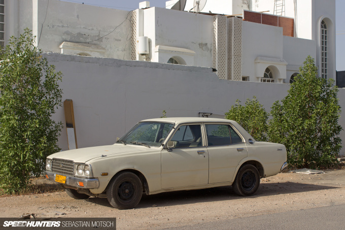 Speedhunters Toyota Corona T100 in Oman by Sebastian Motsch