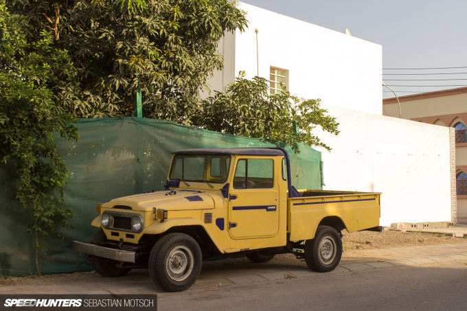 Speedhunters Toyota Land Cruiser 40-series in Oman by Sebastian Motsch