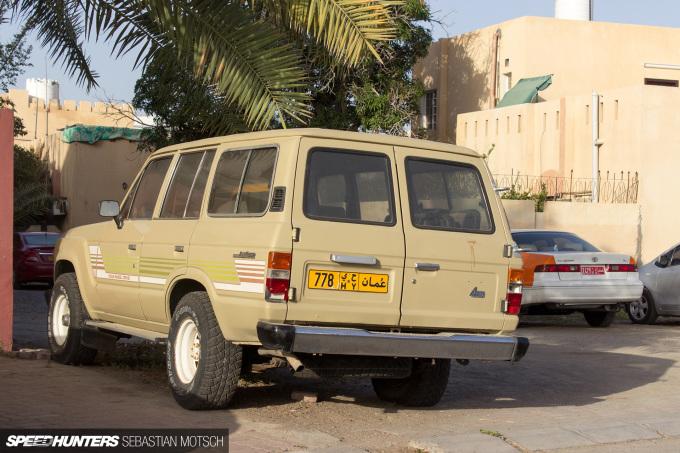 Speedhunters Toyota LandCruiser 60-series Wagon in Oman by Sebastian Motsch