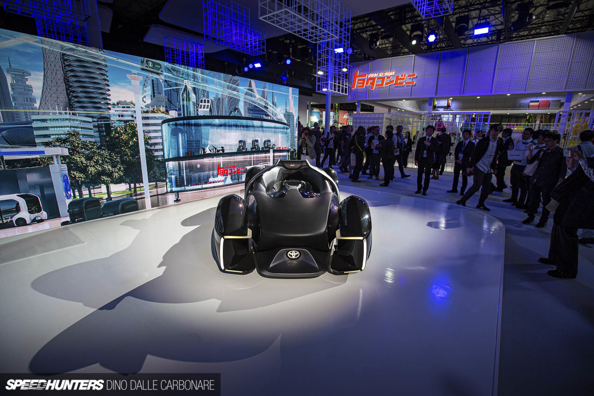 A Glimpse Into The Future At The Tokyo Motor Show