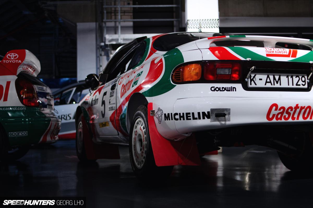 Exploring Toyota Motorsport GmbH'sVault
