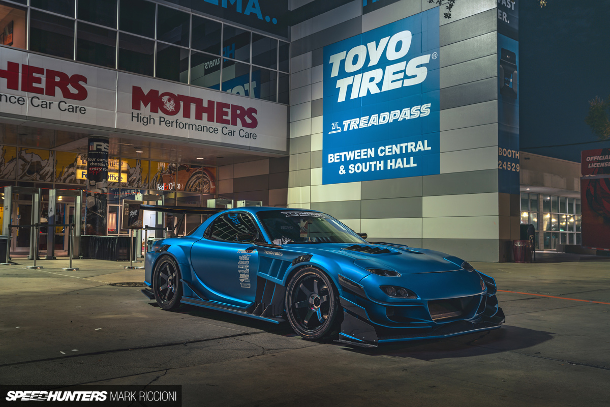 SEMA 2019: TE37 All Of The Things