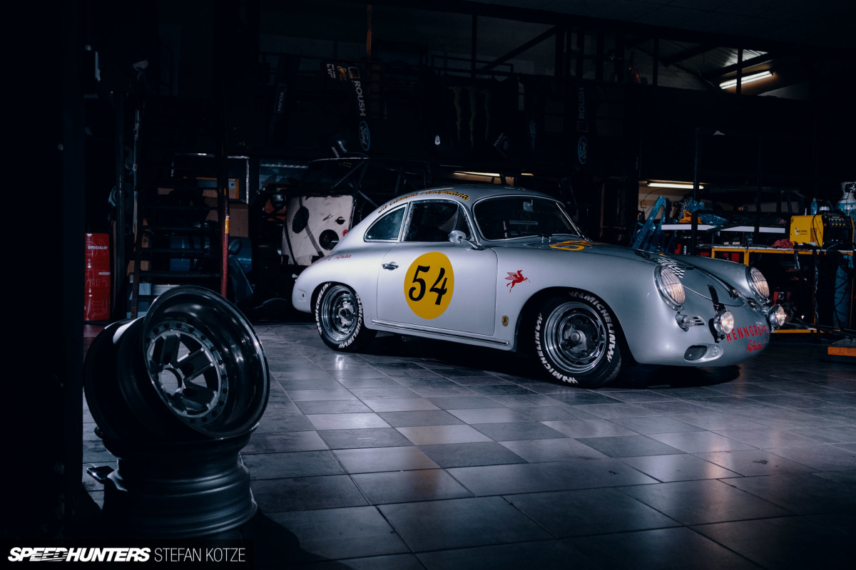 The Carrera Panamericana-Inspired 356 Outlaw