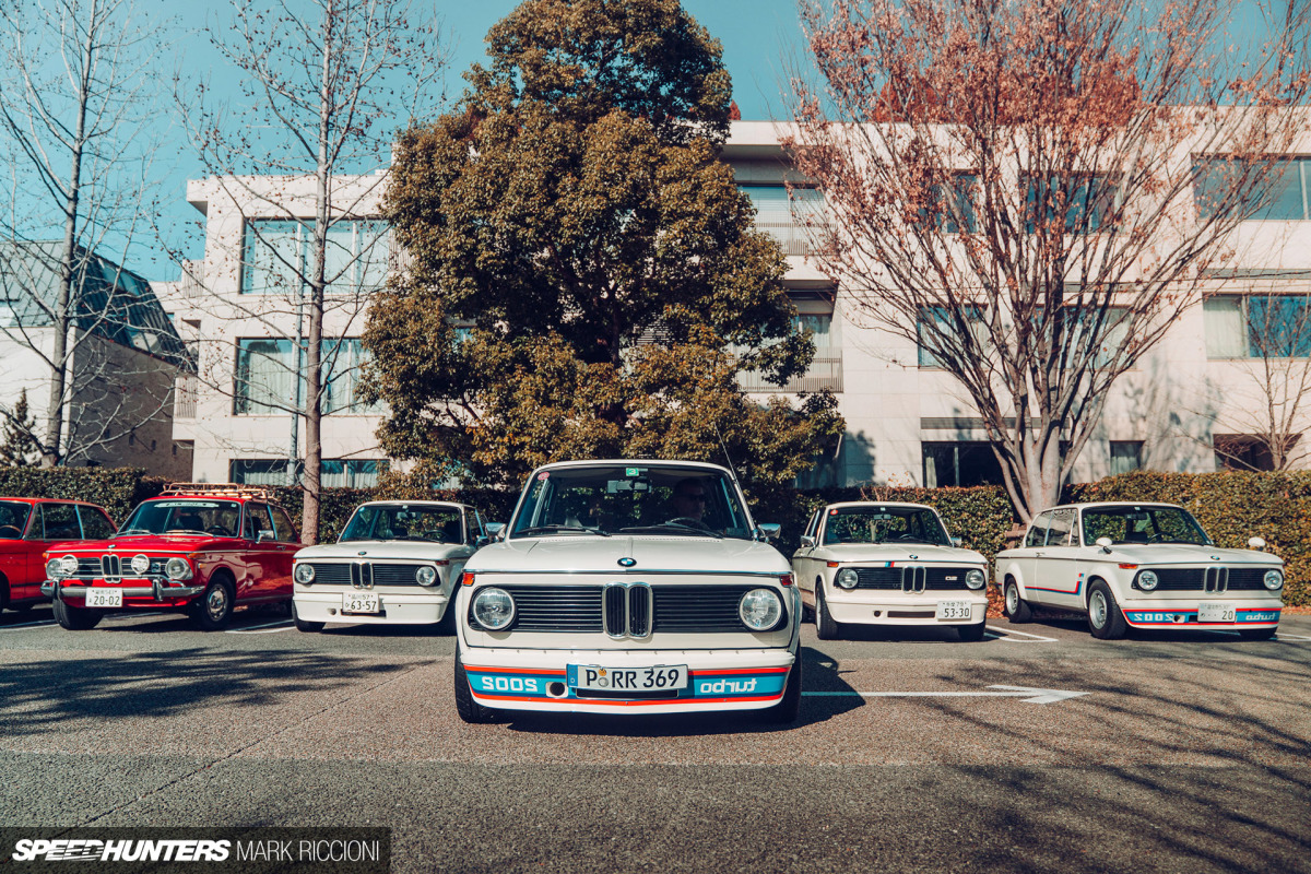 Meet Japan's BMW 2002 Club
