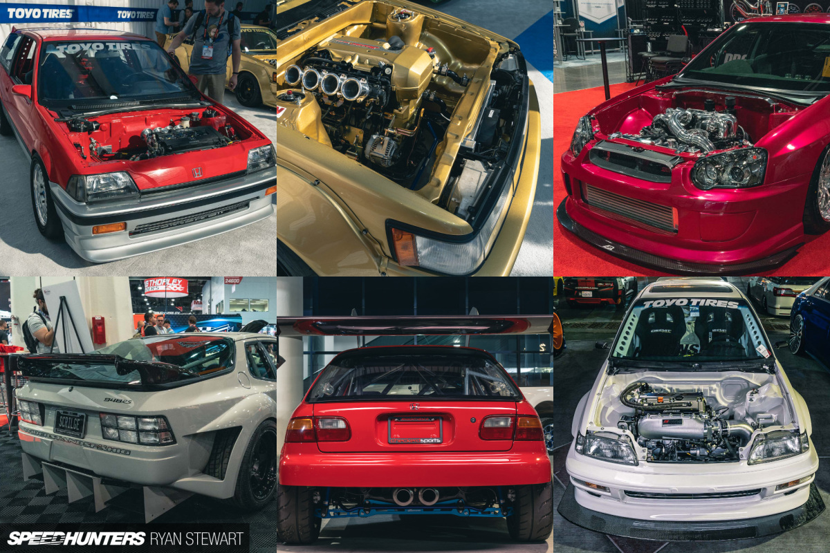Six Of The Best Cars You Didn't See At SEMA 2019