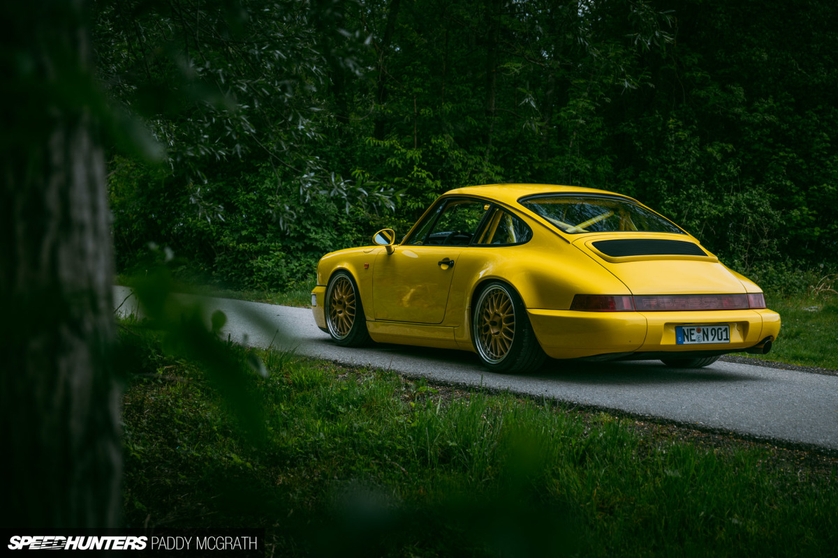 The Rise & Rise Of The Porsche 964