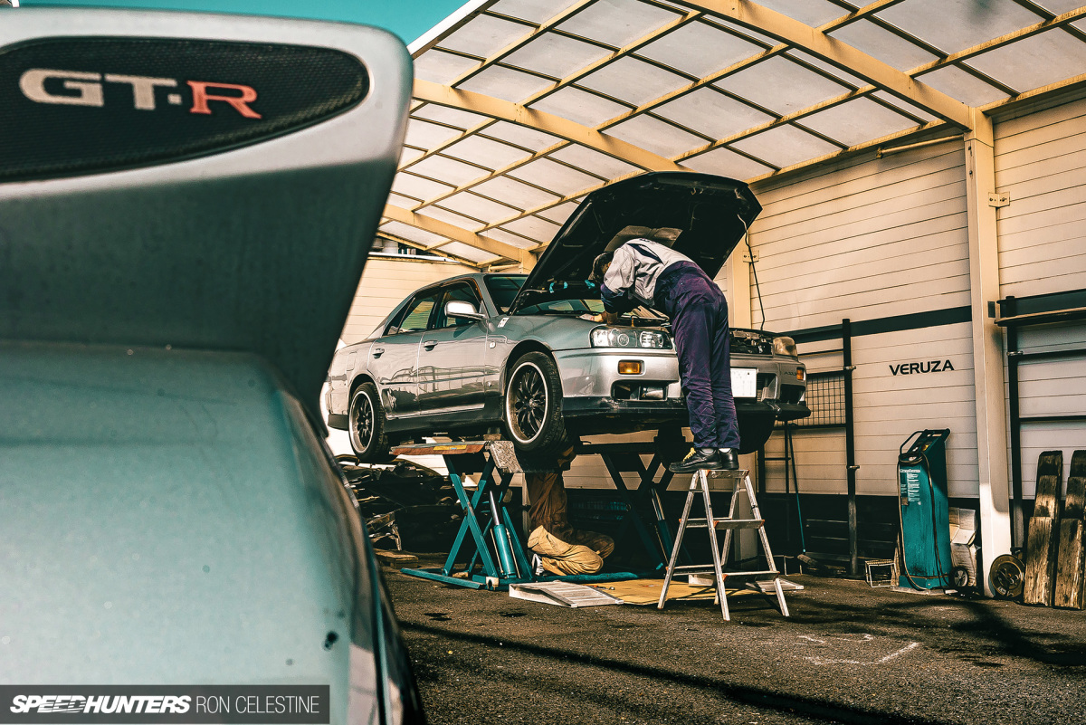 The Challenge Of Modifying In Japan: Project Rough Goes Through Shaken