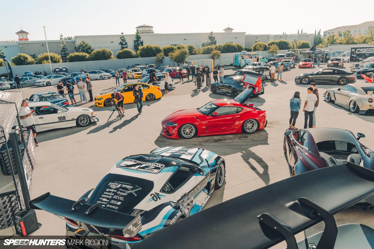 Car Meets > Car Shows: CSF x PlayersSelect