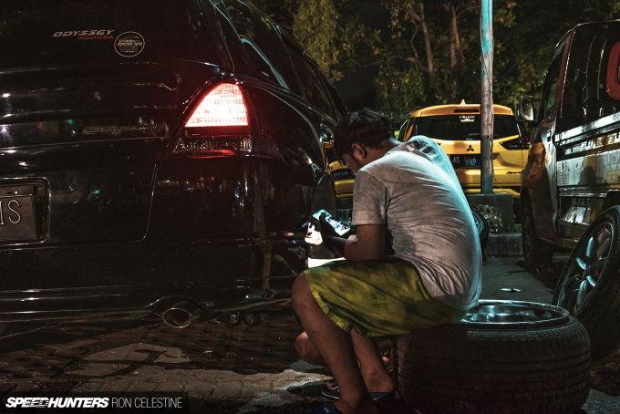 Speedhunters_RonCelestine_BlackAutoBattle_Preperation