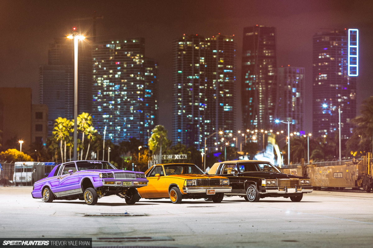 Miami Nights: The Art Of Lowriding