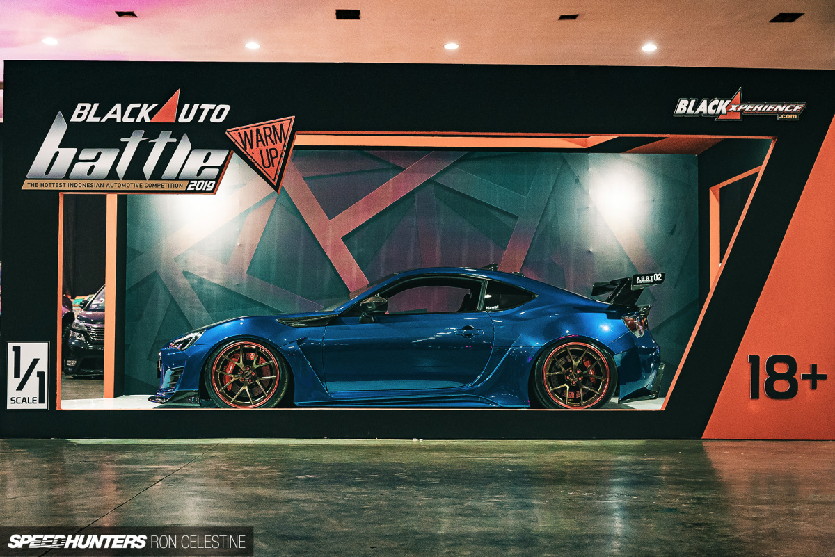 Hunting The Extreme At Black Auto BattleIndonesia