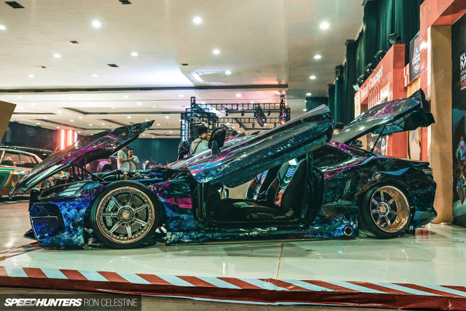 , Hunting The Extreme At Black Auto Battle Indonesia